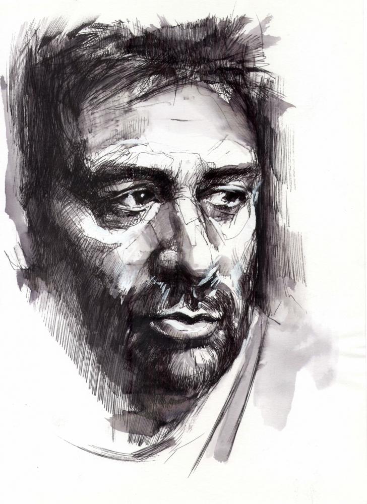 Luc Besson por Vasiliy